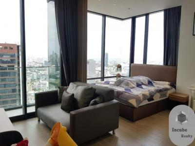 For RentCondoSilom, Saladaeng, Bangrak : P17CR2003044 Rent Ashton Silom 1 Bed 30000
