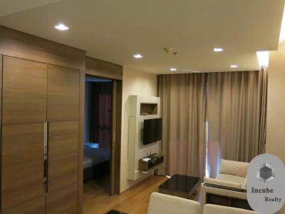 For RentCondoSathorn, Narathiwat : P17CR2003050 Rent The Address Sathorn 1 Bed 32000