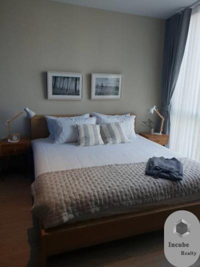 เช่าคอนโดสุขุมวิท อโศก ทองหล่อ : P06CR2003029 Rent Rhythm Ekkamai 1 Bed 29000