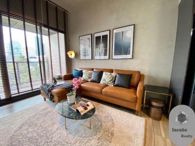 For RentCondoSukhumvit, Asoke, Thonglor : P17CR2003052 Rent The Lofts Asoke 2 Bed 72000
