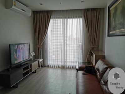 For RentCondoRatchadapisek, Huaikwang, Suttisan : P12CR2002016 Rent Quinn Condo Ratchada 2 Bed 30000