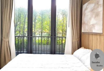 เช่าคอนโดพระราม 9 เพชรบุรีตัดใหม่ : P12CR2002024 Rent The Line Asoke - Ratchada 1 Bed 20000