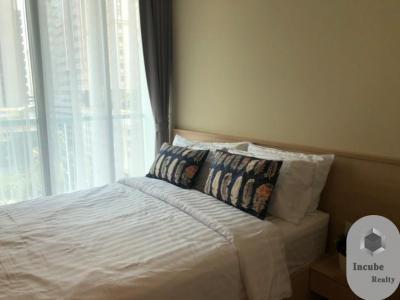 เช่าคอนโดสุขุมวิท อโศก ทองหล่อ : P22CR2003007 Rent Noble Recole 2 Bed 60000