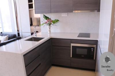 เช่าคอนโดสุขุมวิท อโศก ทองหล่อ : P22CR2003008 Rent The ESSE Asoke 1 Bed 45000