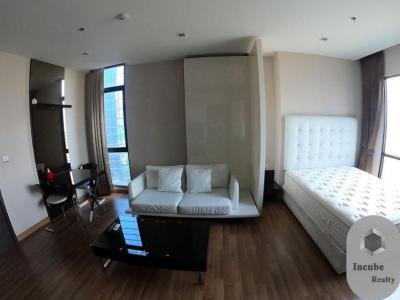 For RentCondoRatchadapisek, Huaikwang, Suttisan : P12CR2003012 Rent Ivy Ampio Studio 20000