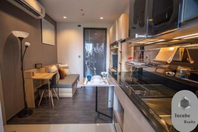 เช่าคอนโดพระราม 9 เพชรบุรีตัดใหม่ : P12CR2003014 Rent The Line Asoke - Ratchada 1 Bed 170000