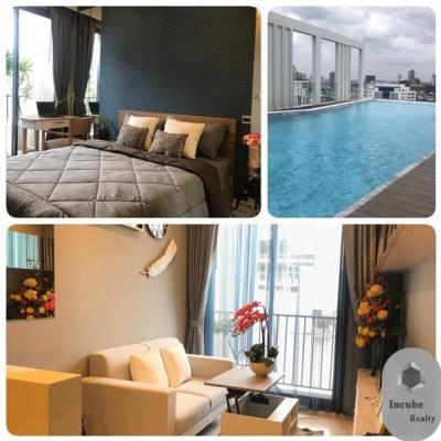For RentCondoSukhumvit, Asoke, Thonglor : P10CR2001003 Rent M Thonglor 10 1 Bed 29600