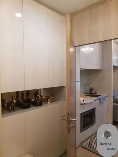 เช่าคอนโดวิทยุ ชิดลม หลังสวน : P27CR2002032 Rent Noble Ploenchit 1 Bed 42000