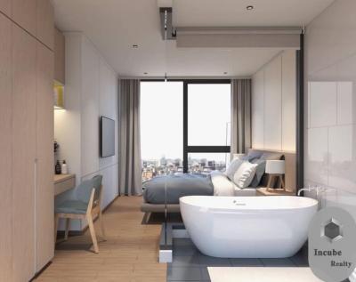For RentCondoSiam Paragon ,Chulalongkorn,Samyan : P17CR2001002 Rent Ashton Chula - Silom 2 Bed 65000
