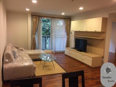 For RentCondoWitthayu,Ploenchit  ,Langsuan : P17CR2002006 Rent Baan Siri Ruedee 2 Bed 55000
