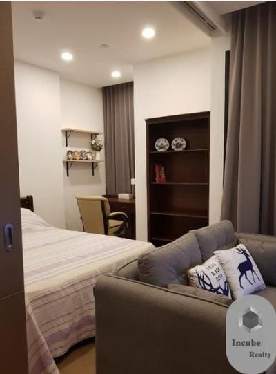 For RentCondoSiam Paragon ,Chulalongkorn,Samyan : P17CR2001004 Rent Ashton Chula - Silom 1 Bed 28000