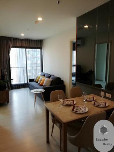 For RentCondoRama9, RCA, Petchaburi : P27CR2003005 Rent Life Asoke 2 Bed 35000