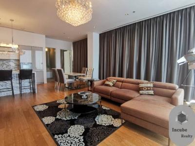 เช่าคอนโดสาทร นราธิวาส : P27CR2003006 Rent The Ritz - Carlton Residences at MahaNakhon 2 Bed 150000