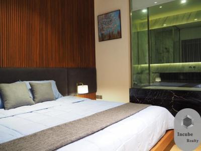 For RentCondoSilom, Saladaeng, Bangrak : P35CR2002004 Rent Saladaeng One 1 Bed 57000