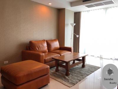 เช่าคอนโดวิทยุ ชิดลม หลังสวน : P17CR2002027 Rent The Rajdamri 1 Bed 45000