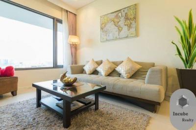 เช่าคอนโดวิทยุ ชิดลม หลังสวน : P17CR2001025 Rent Amanta Lumpini 2 Bed 50000