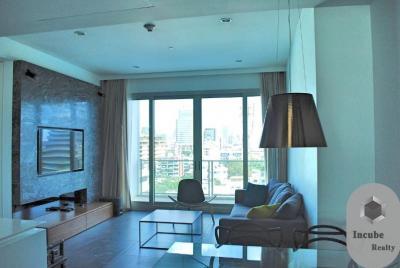 For RentCondoWitthayu,Ploenchit  ,Langsuan : P17CR2002037 Rent 185 Rajadamri 2 Bed 90000
