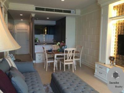 For RentCondoWongwianyai, Charoennakor : P17CR2002040 Rent The River Condominium 1 Bed 40000