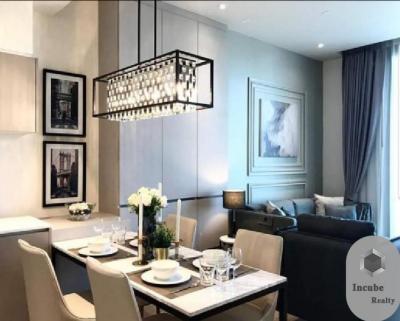 เช่าคอนโดวงเวียนใหญ่ เจริญนคร : P29CR2001009 Rent Magnolias Waterfront Residences 1 Bed 65000