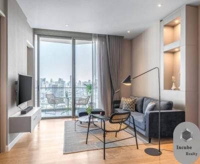 เช่าคอนโดวงเวียนใหญ่ เจริญนคร : P17CR2002041 Rent Magnolias Waterfront Residences 1 Bed 75000