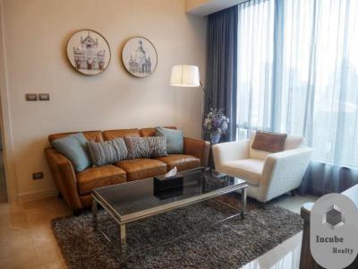 เช่าคอนโดวิทยุ ชิดลม หลังสวน : P17CR2001035 Rent Sindhorn Residence 2 Bed 95000