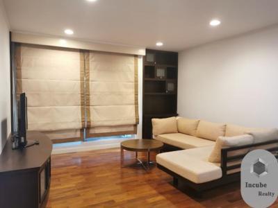 For RentCondoWitthayu,Ploenchit  ,Langsuan : P17CR2002043 Rent Baan Siri Ruedee 2 Bed 42000