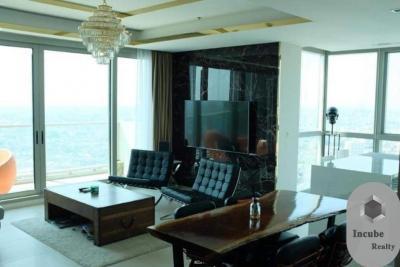 For RentCondoWongwianyai, Charoennakor : P29CR2001010 Rent The River Condominium 2 Bed 65000