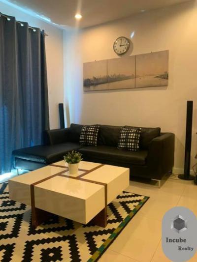 เช่าคอนโดพระราม 9 เพชรบุรีตัดใหม่ : P35CR2002026 Rent Circle Condominium 2 Bed 35000