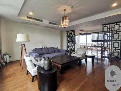 For RentCondoSukhumvit, Asoke, Thonglor : P17CR2003009 Rent Hampton Thonglor 10 3 Bed 130000