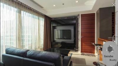 เช่าคอนโดวงเวียนใหญ่ เจริญนคร : P29CR2001016 Rent The River Condominium 1 Bed 38000