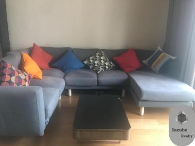 For RentCondoSathorn, Narathiwat : P29CR2001018 Rent The Address Sathorn 2 Bed 50000