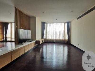 For RentCondoWitthayu,Ploenchit  ,Langsuan : P17CR2003025 Rent The Park Chidlom 3 Bed 180000