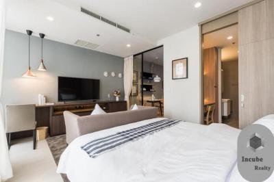 For RentCondoWitthayu,Ploenchit  ,Langsuan : P27CR2001036 Rent Noble Ploenchit 1 Bed 45000