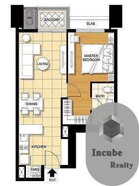 For RentCondoRama9, RCA, Petchaburi : P27CR2001044 Rent Villa Asoke 1 Bed 25000