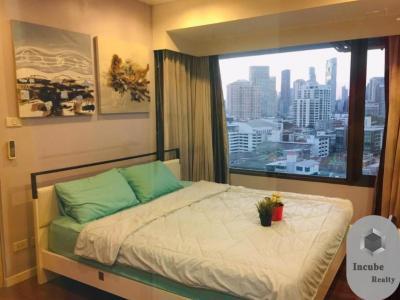 เช่าคอนโดวิทยุ ชิดลม หลังสวน : P35CR2001003 Rent Amanta Lumpini 1 Bed 27000