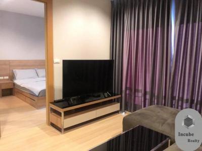 เช่าคอนโดรัชดา ห้วยขวาง : P35CR2002038 Rent Rhythm Ratchada - Huai Khwang 1 Bed 23000