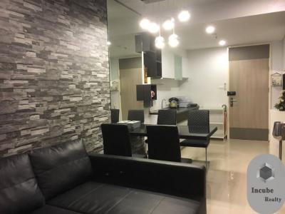 เช่าคอนโดพระราม 9 เพชรบุรีตัดใหม่ : P35CR2001015 Rent Supalai Premier @ Asoke 1 Bed 27000