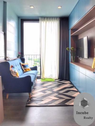 เช่าคอนโดสุขุมวิท อโศก ทองหล่อ : P35CR2001018 Rent Edge Sukhumvit 23 1 Bed 30000