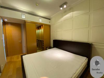 เช่าคอนโดสาทร นราธิวาส : P27CR2002011 Rent The Met Sathorn 2 Bed 60000