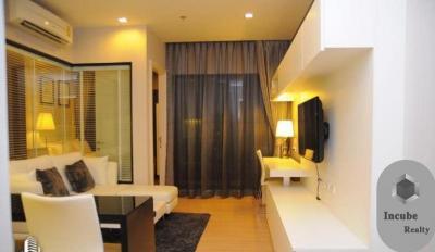 เช่าคอนโดวงเวียนใหญ่ เจริญนคร : P35CR2001023 Rent Urbano Absolute Sathon - Taksin 1 Bed 22000