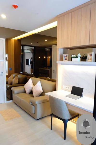 เช่าคอนโดพระราม 9 เพชรบุรีตัดใหม่ : P10CR2003009 Rent Life Asoke 1 Bed 25000