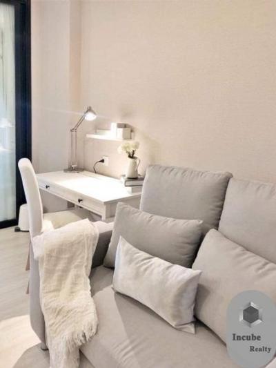 เช่าคอนโดพระราม 9 เพชรบุรีตัดใหม่ : P10CR2003010 Rent Life Asoke 1 Bed 22000