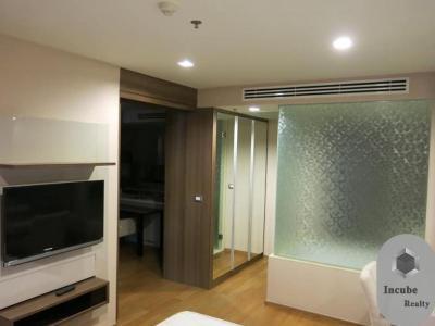 เช่าคอนโดสาทร นราธิวาส : P35CR2001027 Rent The Address Sathorn 1 Bed 32000