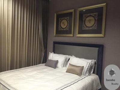 เช่าคอนโดสาทร นราธิวาส : P35CR2002061 Rent The Diplomat Sathorn 1 Bed 45000