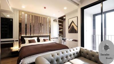 For RentCondoSiam Paragon ,Chulalongkorn,Samyan : P27CR2002027 Rent Ashton Chula - Silom 1 Bed 33000