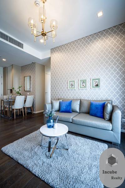 เช่าคอนโดลาดพร้าว เซ็นทรัลลาดพร้าว : P36CR2001009 Rent The Saint Residences 2 Bed 32000