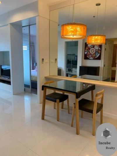 เช่าคอนโดวงเวียนใหญ่ เจริญนคร : P36CR2001029 Rent Q House Sathorn 1 Bed 28000