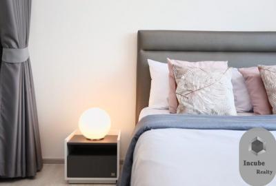 เช่าคอนโดพระราม 9 เพชรบุรีตัดใหม่ : P35CR2001049 Rent Life Asoke 1 Bed 19500