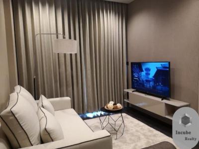 เช่าคอนโดพระราม 9 เพชรบุรีตัดใหม่ : P35CR2002001 Rent The Line Asoke - Ratchada 1 Bed 23000