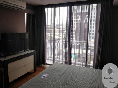 เช่าคอนโดวิทยุ ชิดลม หลังสวน : P36CR2001079 Rent Klass Langsuan 1 Bed 38000